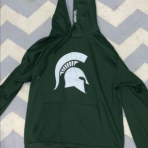 Michigan state hoodie very good condition